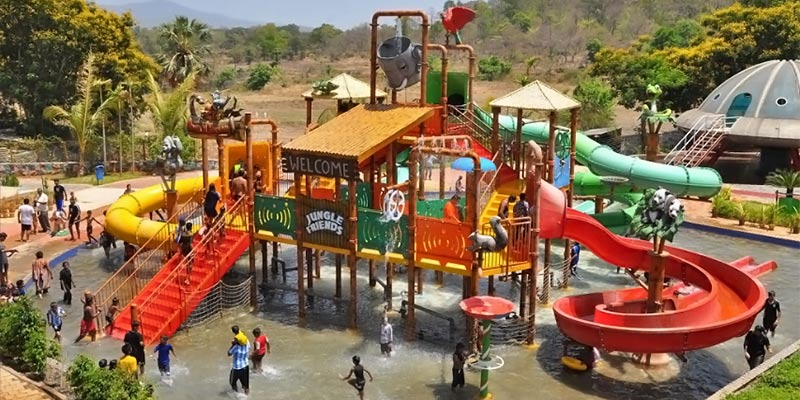 The Geat Escape Water Park Thane - Water Parks in Mumbai