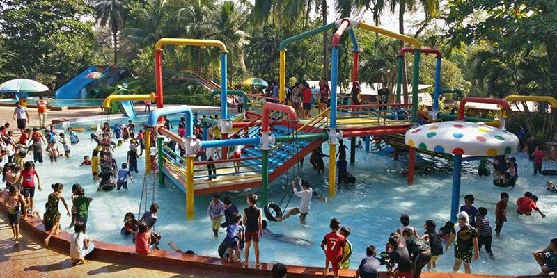 Mumbai water parks - Tikuji-ni-Wadi