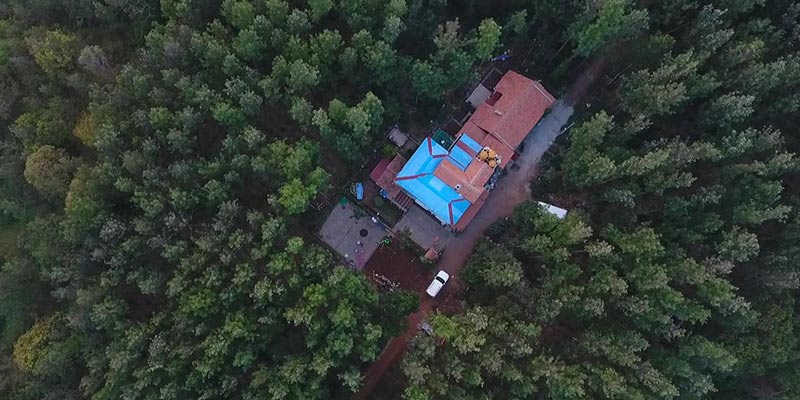 Inchara Hill View - Homestay in Chikmagalur