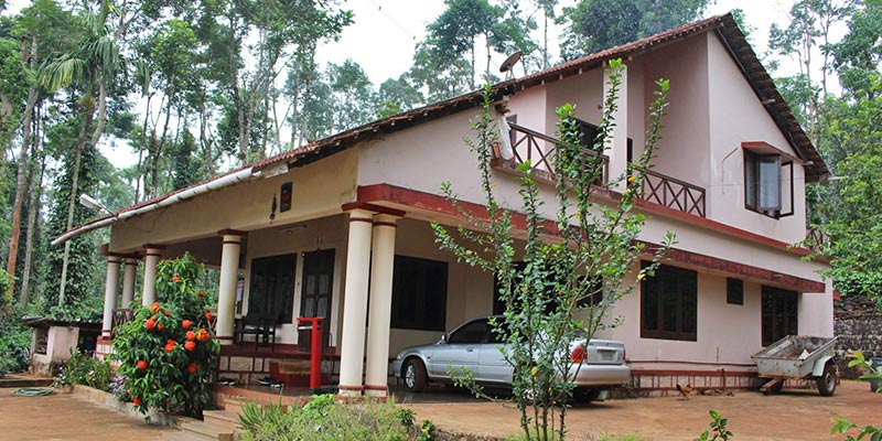 Tusker Trail - Homestay in Chikmagalur