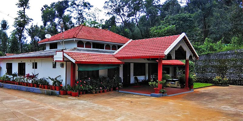 Woodway Estates and Homestay - Chikmagalur Homestay