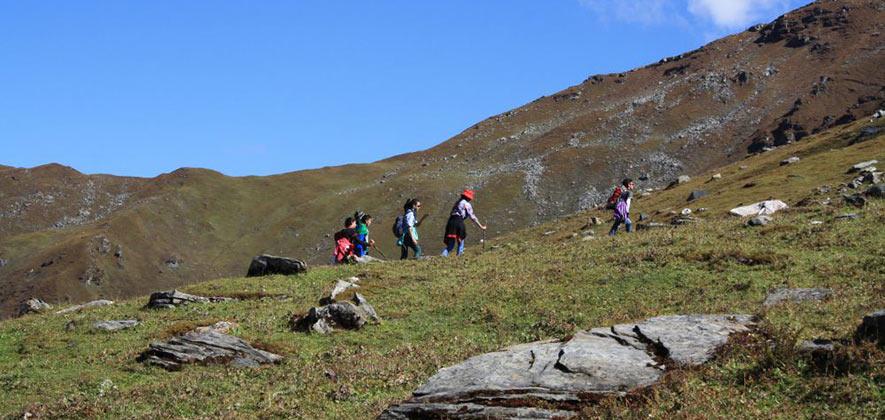 Bhrigu Lake Trek Fitness