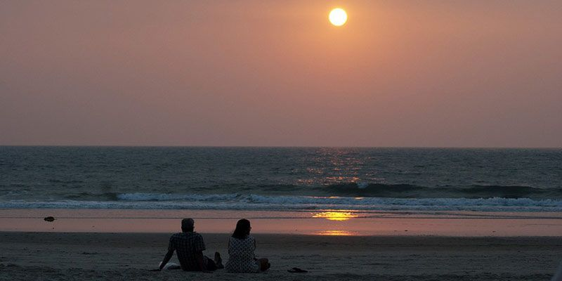 Best honeymoon places in India - Goa