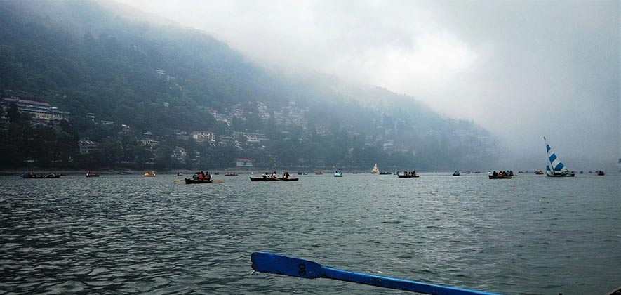 Best honeymoon places in India - Nainital