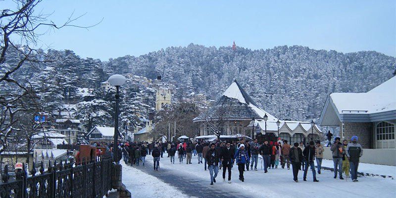 Shimla - Honeymoon destinations in India