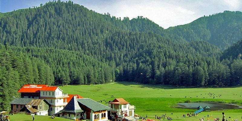 Best honeymoon places in India - Khajjiar