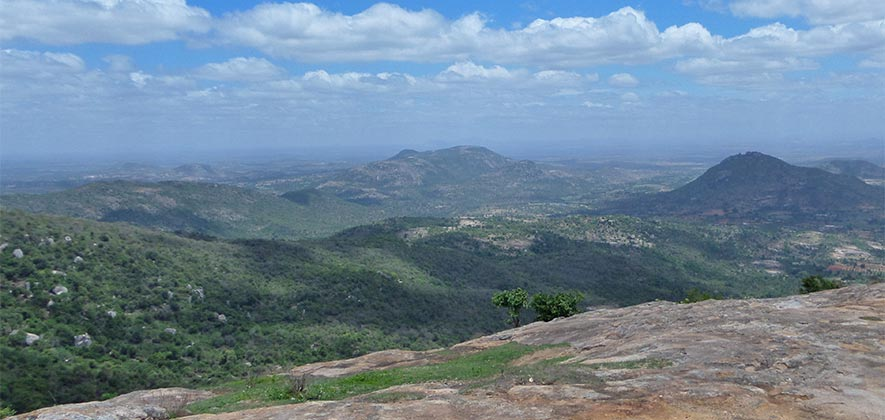 Horsley Hills  - Hill Stations near Bangalore