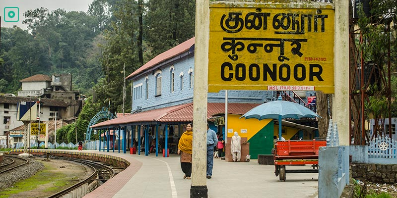 Coonor - Hill Stations near Bangalore