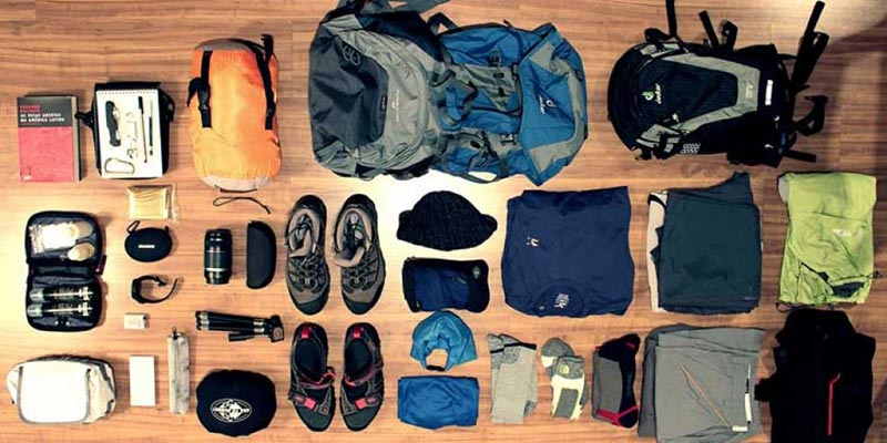 Things to Carry - Best Treks in the Himalayas