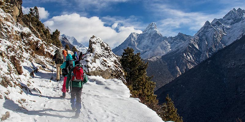 Weather in Himalayas - Best Treks in the Indian Himalayas