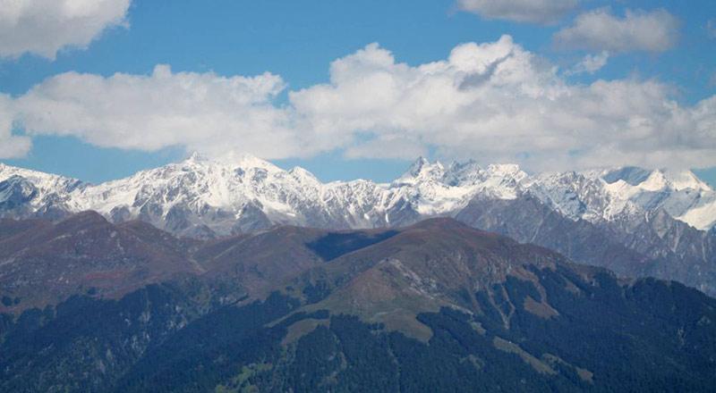 Chanderkhani Pass Trek - Best Treks in the Himalayas