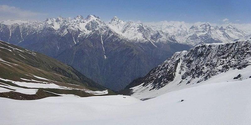 Pin Parvati Pass Trek - Best Treks in the Himalayas