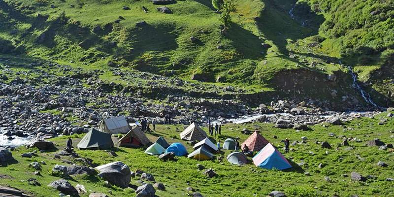 Hampta Pass Trek - Best Treks in the Himalayas