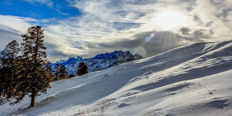 Kuari Pass Trek - Best Treks in the Himalayas