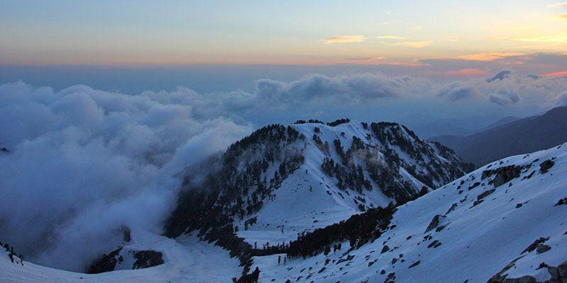 Indrahar Pass Trek - Best Treks in the Himalayas