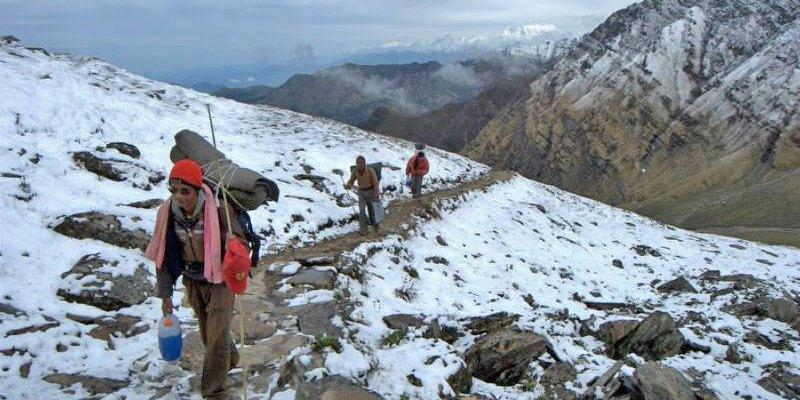 Roopkund Lake Trek - Best Treks in the Himalayas