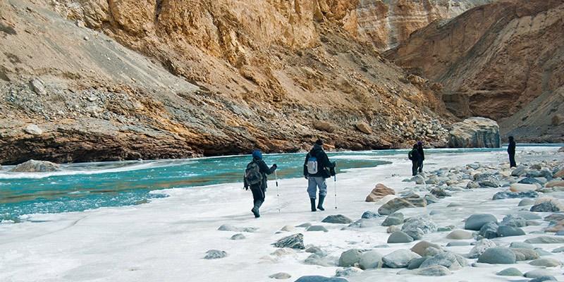 Chadar Trek - Best Treks in the Himalayas