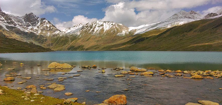 Kashmir Great Lakes Trek - Best Treks in the Himalayas