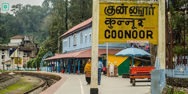 Coonoor - Hill Stations near Chennai