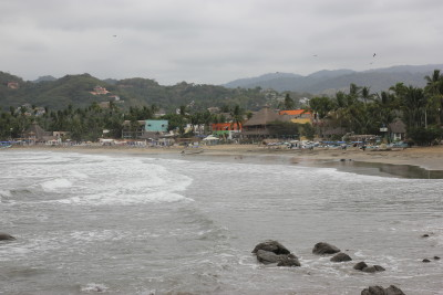 Travel blog image for Jan. 15, 2013 in Sayulita, Mexico