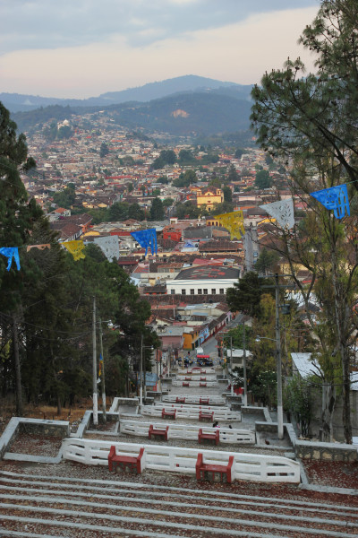 Travel blog image for April 3, 2013 in San Cristobal