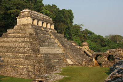 Travel blog image for April 9, 2013 in Palenque, Mexico