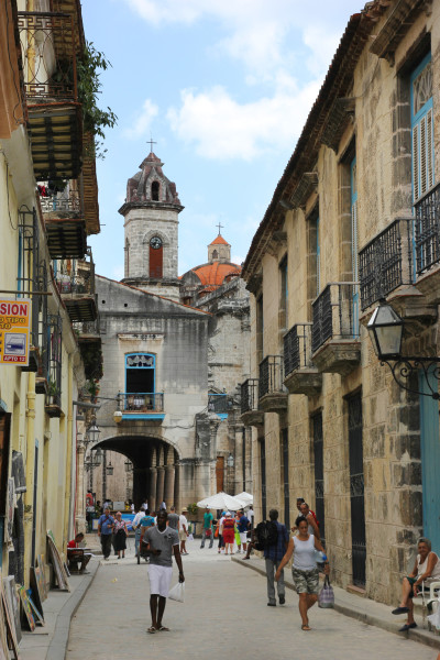 Travel blog image for April 15, 2013 in Havana, Cuba