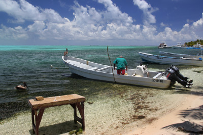Travel blog image for April 25, 2013 in Caye Caulker, Belize
