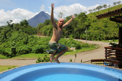 Travel blog image for June 6, 2013 in El Castillo, Costa Rica