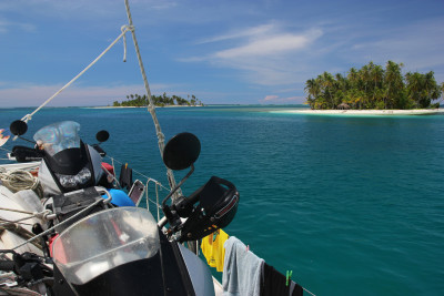Travel blog image for June 28, 2013 in San Blas Islands, Panama