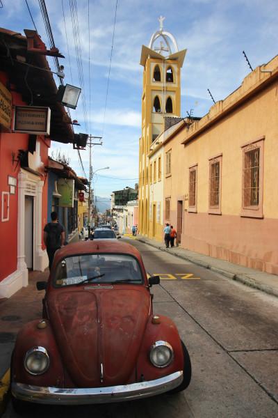 Travel blog image for Nov. 13, 2013 in Merida, Venezuela