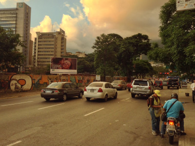 Travel blog image for Nov. 17, 2013 in Caracas, Venezuela