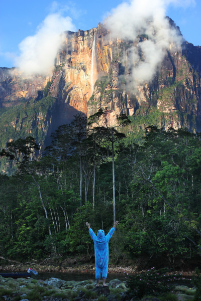 Travel blog image for Nov. 22, 2013 in Canaima Village, Venezuela
