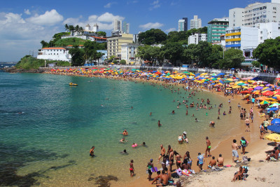 Travel blog image for Dec. 30, 2013 in Salvador, Brazil