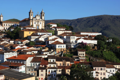 Travel blog image for Jan. 8, 2014 in Ouro Preto, Brazil