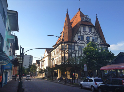 Travel blog image for Jan. 21, 2014 in Blumenau, Brazil