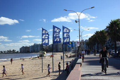 Travel blog image for Jan. 25, 2014 in Montevideo, Uruguay