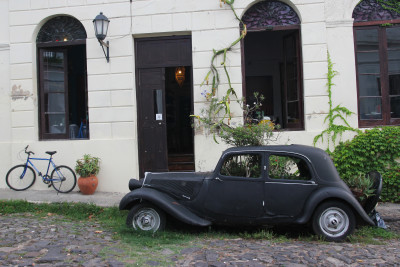 Travel blog image for Jan. 29, 2014 in Colonia del Sacramento, Uruguay