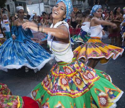 Travel blog image for Feb. 28, 2014 in Rio de Janeiro, Brazil