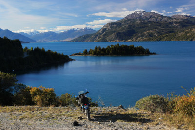 Travel blog image for March 17, 2014 in Cochrane, Chile