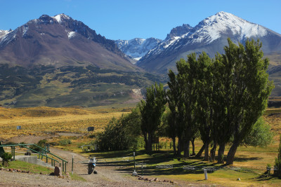 Travel blog image for March 18, 2014 in Gobernador Gregores, Argentina