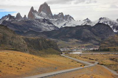 Travel blog image for March 21, 2014 in El Calafate, Argentina