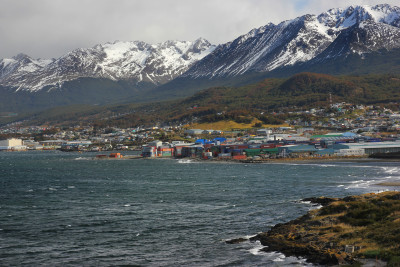 Travel blog image for March 24, 2014 in Ushuaia, Argentina