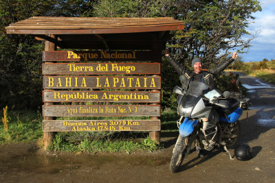 Travel blog image for March 25, 2014 in Tierra del Fuego National Park, Argentina