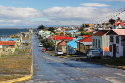 Travel blog image for March 27, 2014 in Punta Arenas, Chile