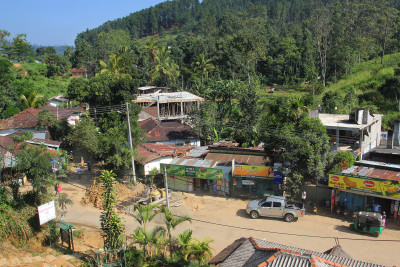 Travel blog image for Jan. 7, 2015 in Ella, Sri Lanka