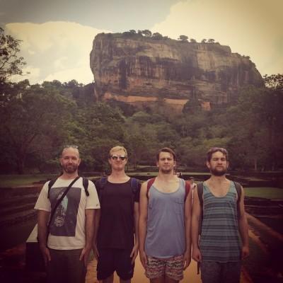 Travel blog image for Jan. 14, 2015 in Sigiriya, Sri Lanka