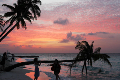Travel blog image for Jan. 27, 2015 in Maafushi, Maldives
