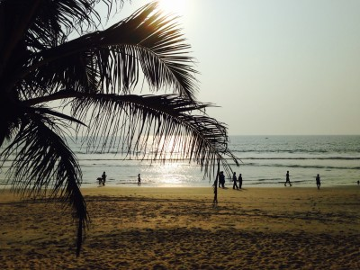 Travel blog image for Oct. 19, 2015 in Goa, India