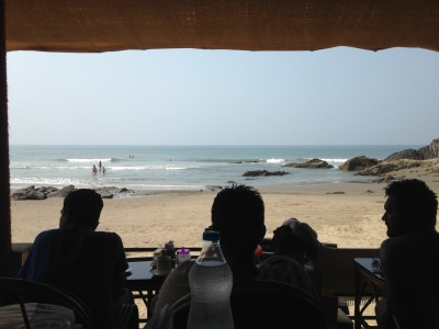 Travel blog image for Oct. 23, 2015 in Goa, India